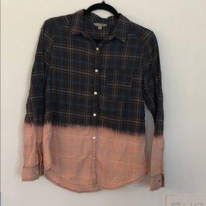 Rubbish brand flannel